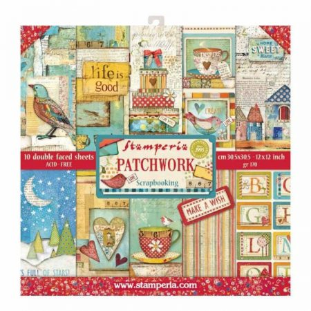 Patchwork Pack 30x30