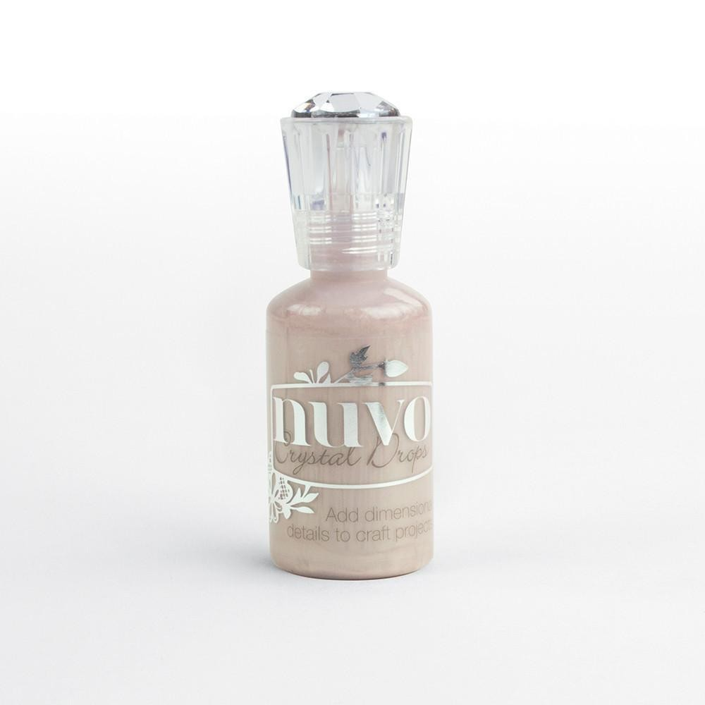 Tonic Studios Nuvo crystal drops 30ml antique rose