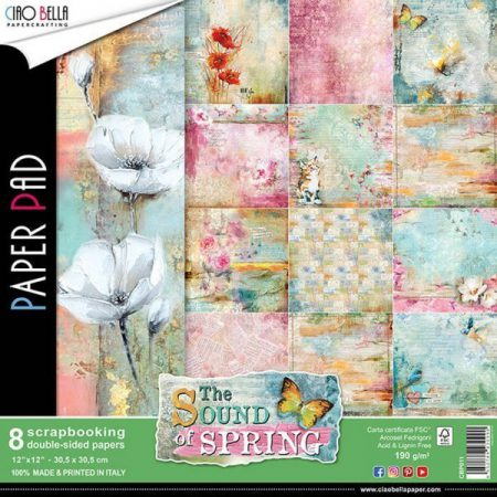 Paper Pad The Sound of Spring