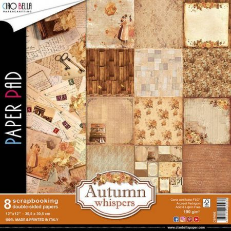 Paper Pad Autumn Whispers